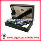 luxury fancy packaging fountain pen box pen with gift box