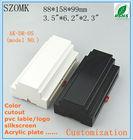 shenzhen electronics electrical din rail enclosures electrical din rail enclosures