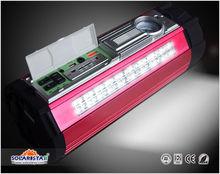 XC1-1;emergency car backup with solar panel