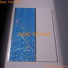 25cm Glossy Print PVC Room Ceiling Design Interior Decoration