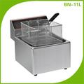 Ristorante attrezzature/commerciale friggitrice elettrica bn-11l