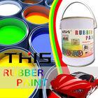 Car liquid paint spray peelable plasti dip gallon