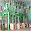 30-500T maize corn rice wheat flour milling machines price