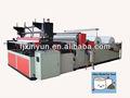 automatico pieno di carta igienica riavvolgimento e perforazione macchina per la vendita