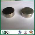 Edelstahl runden pfostenkappe für treppengeländer( kek21f)