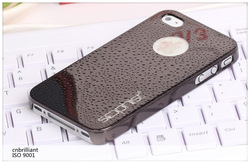 Water droplet effect wholesale mobile phone case China for iphone 4/4s case