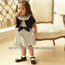 Wholesale Lliy-lovely 100%cotton baby dress #1083