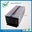 best deal invertor 3kw 12v DC to 220v AC 3000watt