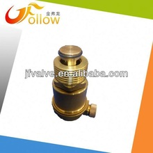 JFollow long handle gas valve for brass air vent valve