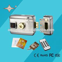 Home security system alarm door lock