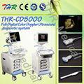 Machine à ultrasons doppler couleur 4d thr-cd5000