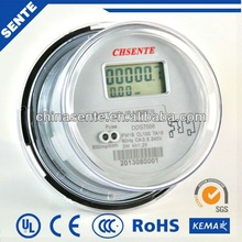 DDS7666 Single-phase two-wire electronic stop digital electrical conductivity meter for solid