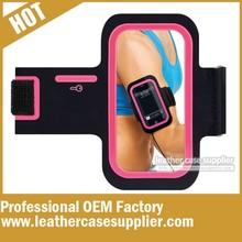 neoprene waterproof sports armband for iphone 6