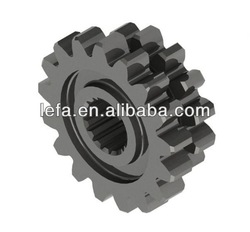 Janpanese tractor spare parts plastic bevel gears supplier