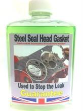 Steel Seal Head Gasket : Confirmed UK Examination Of Trade Mark Standard. .MCP