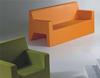Plastic plastic sofa can be customized professional plastic manufacturer