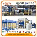 Qt12-15 máquina para hacer bloques de hormigón, de ladrillo de cemento, ladrillos de cemento de la máquina de costos