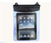 2015 Deep Waterproof Colorful option PVC ipad bag