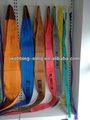 CE certificado y alta calidad elevadores cabestrillos cinchas código color