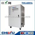ce y rohs aprobados 60 kva automática de tres fase de ca regulador de voltaje