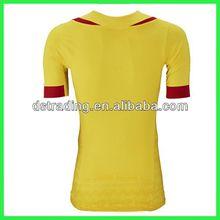 2014 Custom Cameroon away soccer uniform wholesale, World Cup Cameroon away soccer jersey