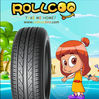 Rollcoo - high-quality alibaba tires from Tsingtao China (truck tire and car tire) 11R22.5,11R24.5 & 295/75R22.5