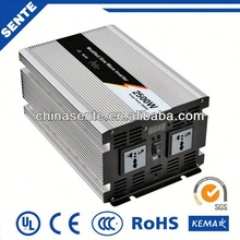 2500W modified sine wave power inverter inductive load for car use