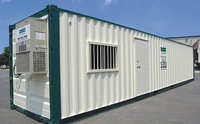 New design mobile portable container toilet house