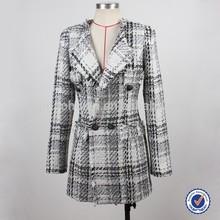 2014 garment factory oem wholesale fashion wool winter women coat