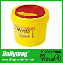 2014 new medical Disposal Of Sharps Containers For healthcare
