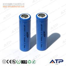 3.7v 800mah rechargeable li-ion battery / 3.7v 800mah aa 14500 lithium ion battery / 14500 Li-ion Battery