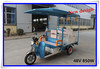 Romai e rickshaw ,motorcycle for Egypt with DCBL motor made in China