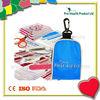 Feminine outdoor first aid kit