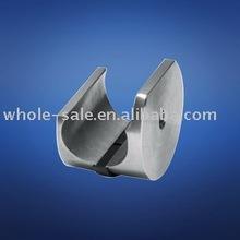 2014 new stainless steel sliding door pipe holder HS07SL02