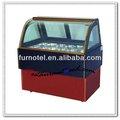 buffet r066 açoinoxidável molho frio de exibição