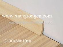 MDF Skirting Board used for laminate flooring