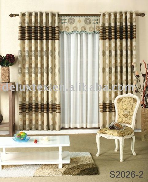 Latest curtains designs 2013 view latest curtains designs 2013 deluxtex product details from - Latest interior curtain design ...