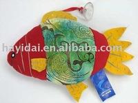 Plush Pillow/Cushion in fish shape