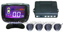 LCD parking system,reversing sensor,parking sensor system
