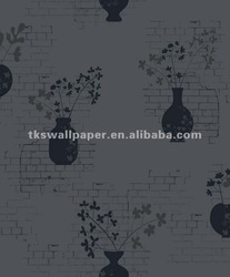 LATEST non-woven Modern DESIGN WALL PAPER (Eco-friendly wallpaper)