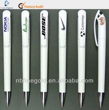 Popular on promotional market simple design pen