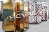 Ceramic tiles gold plating machine, ceramic mosaic gold coating machine
