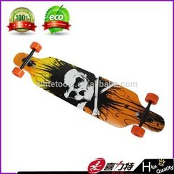Water transfer printing penny skateboard