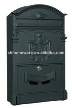 Die casting Aluminum mailbox (LB-001)