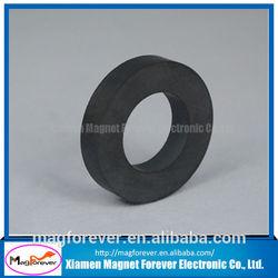 C8 Axial magnetization hard ceramic permanent ferrite magnet
