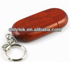 Custom laser logo Wooden USB Stick engraving logo wood usb flash drive