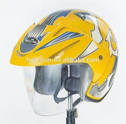HD-50W JinHua HuaDun open face motorcycle helmet for sale