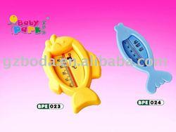 useful cartoon digital floating baby bath thermometer
