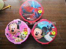 3D Children lunch box/plastic bowl