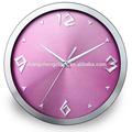 10 polegadas metal relógio de parede de alumínio relógio de parede relógio de parede decoração baixo preço